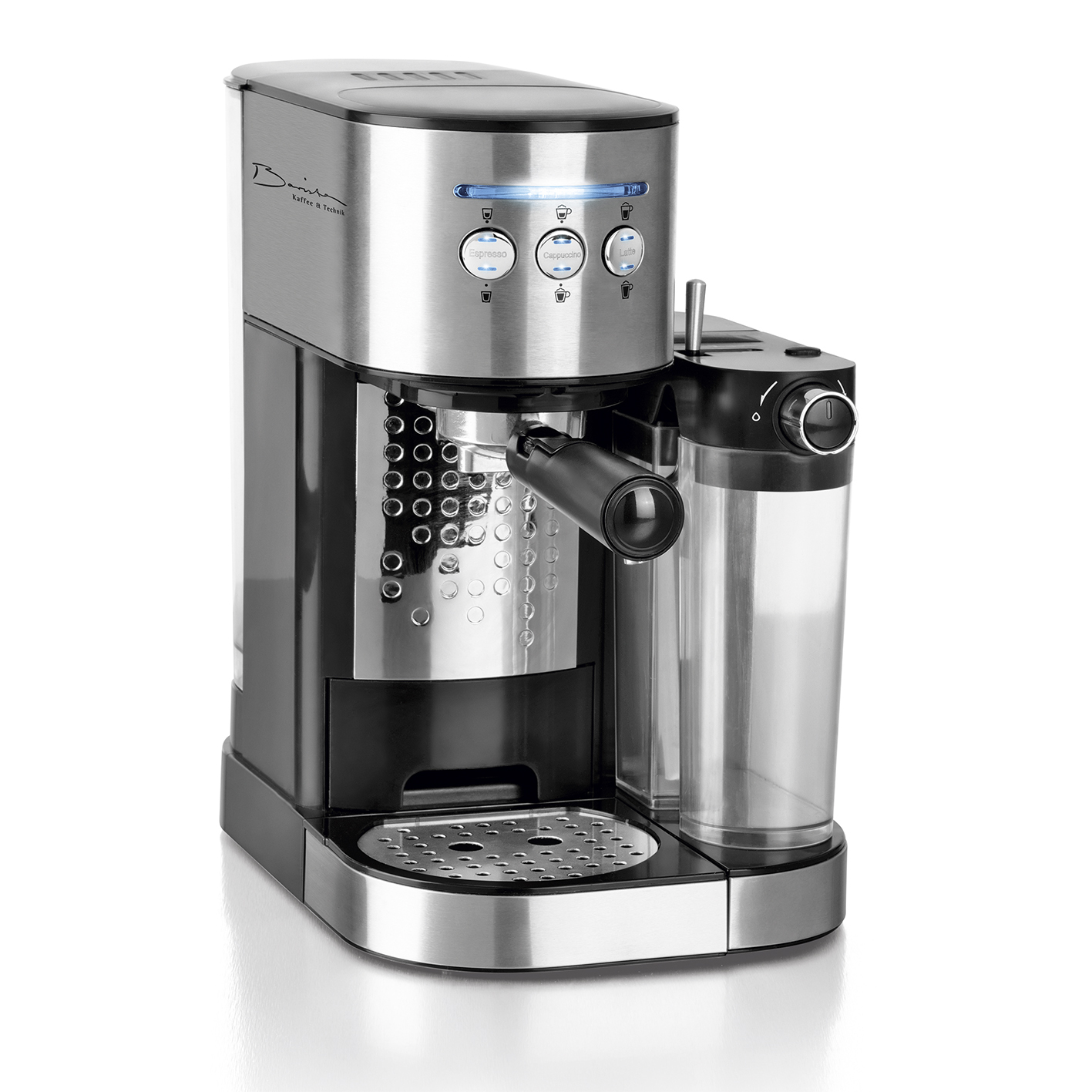 barista espresso maschine espressomaschine b ware ebay. Black Bedroom Furniture Sets. Home Design Ideas