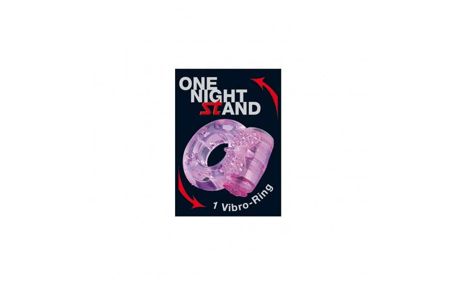 "Hit the Hay Box ""Sinnesfreuden"" - ONE NIGHT STAND Vibro Ring"