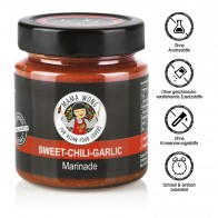 MAMA WONG Marinade Sweet-Chili-Garlic - 4er-Set