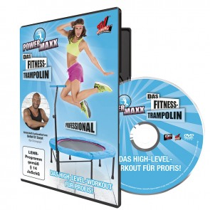 POWER MAXX Training DVD Professional