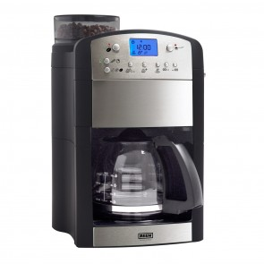 BEEM Kaffeeautomat Fresh-Aroma-Perfect Thermostar 1000W in Edelstahl