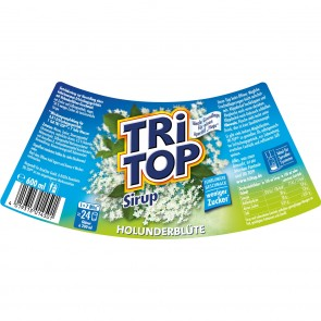 TRi TOP Sirup Holunderblüte - 600 ml