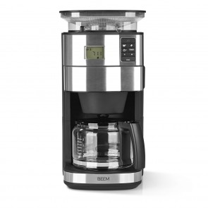 BEEM FRESH-AROMA-PERFECT II Filterkaffeemaschine mit Mahlwerk - Glas | BASIC SELECTION