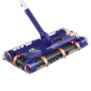 Akku-Besen Swivel Sweeper Max 7,2V - Blau