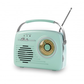 EASYmaxx Radio Retro 6V - Mint
