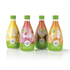 sodatrend Sirup Try Me 4-tlg. je 500 ml