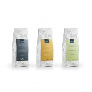 BEEM CLASSIC TEA SELECTION Tee Geschenkset 1x Indian Chai, 1x English Breakfast, 1x Green Blossom - 3 x 100 g