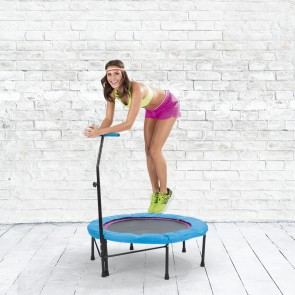 POWER MAXX Fitness-Trampolin in Blau