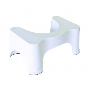Toilettenhilfe Squatty Potty in Weiß