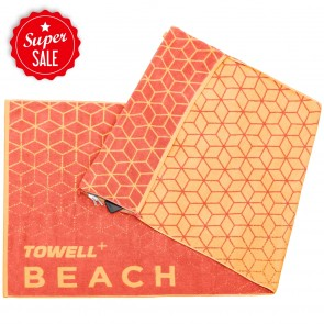 Towell Multifunktions-Handtuch Stryve Beach - Sun